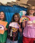 Jelly Fish Hannah, Mia and Kiera 2018